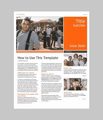 templates for word newsletters free newsletter templates for microsoft word word newsletter