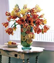 fruit floral arrangements flower arrangements with fruit in vase my web value