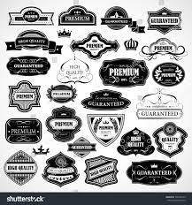 vintage design royalty free vintage design elements labels in 138763145 stock