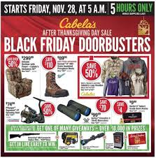 cabela s black friday 2017 sale store hours cyber monday 2017