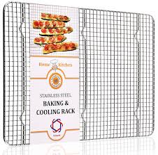 Commercial Bakers Rack Hexada Baking U0026amp Cooling Rack 100 Stainless Steel Commercial