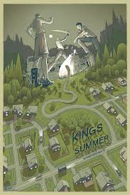 kings of summer of summer movie poster