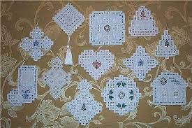 crafts forum image hardanger ornaments from ebportman
