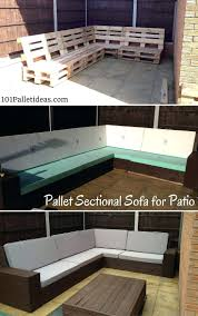 Patio Furniture Made Out Of Pallets by Garden Seating Made From Decking Garden Furniture Made From