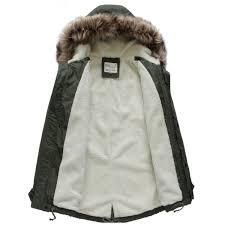 Warm Winter Coats For Women Mens Warm Cotton Winter Casual Jacket Upset Coats At Banggood
