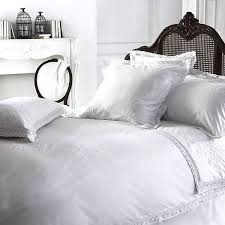 Luxury White Bed Linen - 10 best edredones images on pinterest lace bedding white