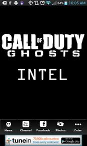 call of duty ghosts apk free call of duty ghosts intel apk for android getjar