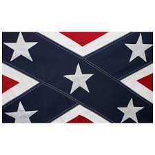 2017 3x5ft american confederate flag basketball court blank home
