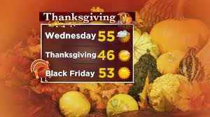 weather leads to limited travel concerns this thanksgiving