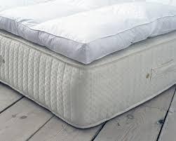 Gel Memory Foam Topper Duck Down Mattress Topper Zen Bedrooms