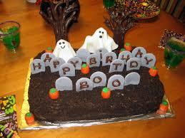 halloween cake decorating ideas graveyard page 2