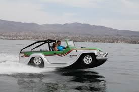 amphibious jeep wrangler watercar panther specs and photos of the world u0027s fastest aquatic