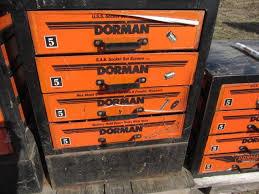 Hardware Storage Cabinet Tractors Truck Boom Lift Shop Equipment Tools New Hardware