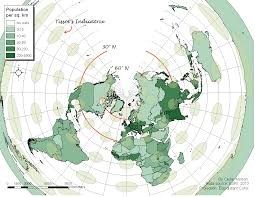 What Is A Map Projection The Ultimate Flat Earth Map Collection Aplanetruth Info