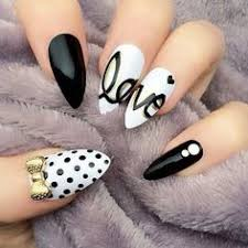 50 easy stiletto nails designs and ideas nail nail design and