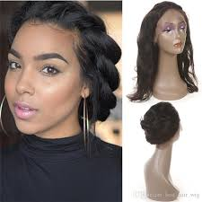 new style brazilian full lace hair 8a 360 lace frontal closure
