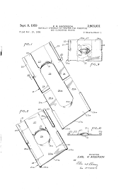 clingstone patent us2903031 manually operable pit gripper for freestone and