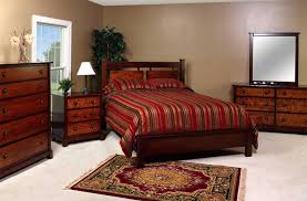 solid wood contemporary bedroom furniture amish tiger maple bedroom awesome furniture throughout