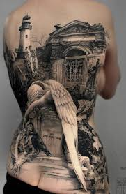 100 awesome back tattoo ideas art and design browse through over