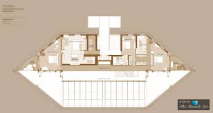 London Terrace Towers Floor Plans by Floor Plan U2013 37 5 Million Neo Bankside Luxury Penthouse U2013 London