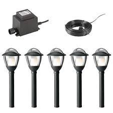 techmar post light garden lighting package lighting package