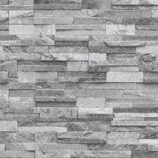 Tapisserie Effet Bois by Peint Effet Brique Sur Idees De Decoration Interieure Et