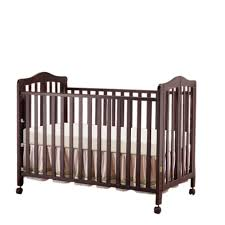 Foldable Baby Crib by Full Size Folding Cot