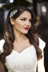 how to do side hairstyles for wedding 13 best glamorous wedding hairstyles images on pinterest bridal