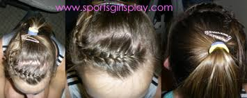 gymnastics picture hair style cute hairstyles for short hair for cheerleading cheerleader