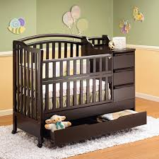 Bertini Pembrooke 4 In 1 Convertible Crib by Baby Furniture Modern Baby Furniture Sets Large Painted Wood