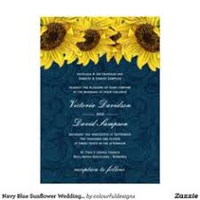sunflower wedding programs sunflower wedding invitations printable rustic wedding country