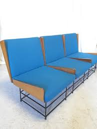 mid century modern bent plywood bench for sale at pamono