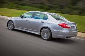 how much does hyundai genesis cost 2013 hyundai genesis overview cars com