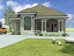 Free 3 Bedroom Bungalow House Plans by 3 Bedrooms Bungalow Floor Plans At Nigeria Home Combo
