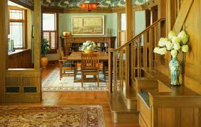 arts and crafts homes interiors arts and crafts home design endearing decor w h p craftsman dining