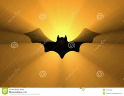 Halloween Flying Bats Halloween Background Scary Flying Bat At Night In The Darkness