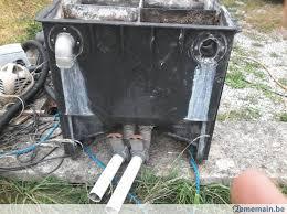 le uv pour etang filtre pompe uv pompe à air pour étang a vendre 2ememain be