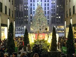 new york christmas tree lighting 2018 nyc during christmas holiday lights sightseeing tour nyc christmas