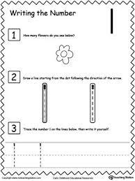 free worksheets teaching numbers to preschoolers worksheets