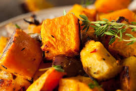 roasted root vegetables with rosemary recipe epicurious