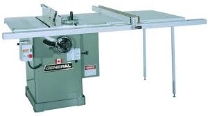 Woodworking Magazine Table Saw Reviews by The Myth Of The Left Tilt Saw Canadian Woodworking Magazine