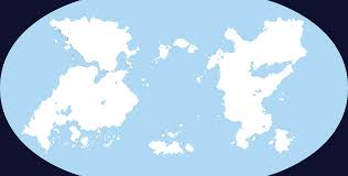 Blank Fantasy Map Generator by Fictional World Map Creator Image Information