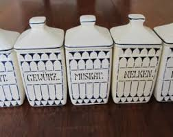 kitchen canisters flour sugar kitchen canisters etsy