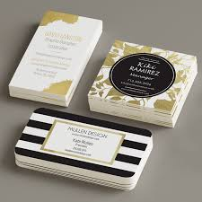 Business Cards Ideas For Graphic Designers Business Cards Make Your Own Custom Cards Vistaprint