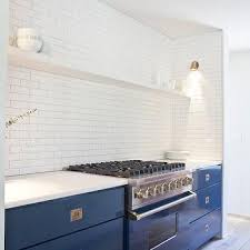 Mini Subway Tile Kitchen Backsplash by Mini Subway Tiled Backsplash Design Ideas
