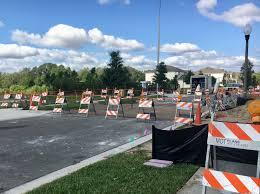 sinkhole opens up in orchard hills neighborhood west orange