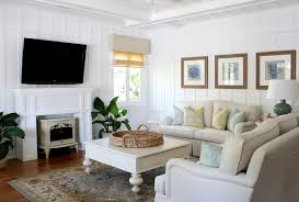 fireplace wall decor living room traditional with beach beach