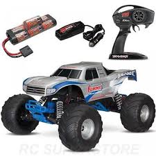 rc bigfoot monster truck traxxas 36084 1 1 10 bigfoot monster truck summit perth u0027s one stop