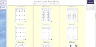 math worksheets go answers worksheets
