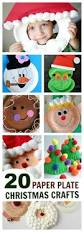 best 25 christmas crafts paper plates ideas on pinterest
